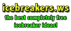 Icebreakers   Fun Games, Group Activities: Free instructions to many useful icebreakers, group games, and team building activities!