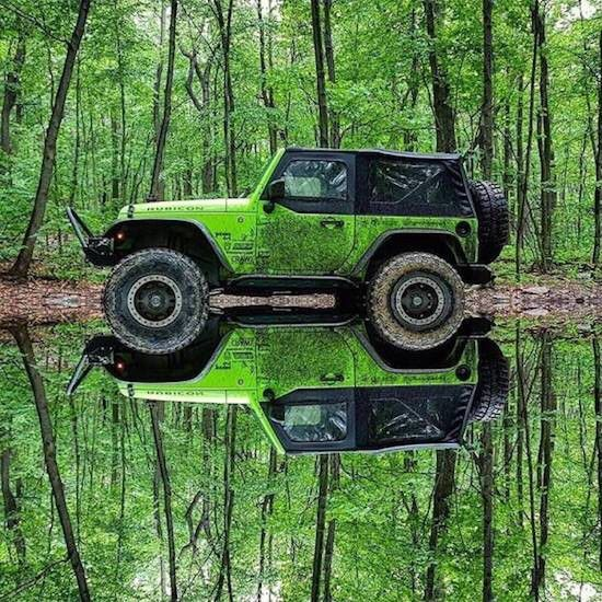 Jeep Reflections