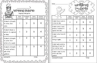 Best 10+ Kindergarten writing rubric ideas on Pinterest