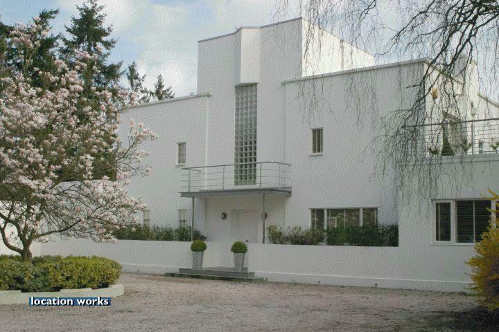 1930s modernist house
