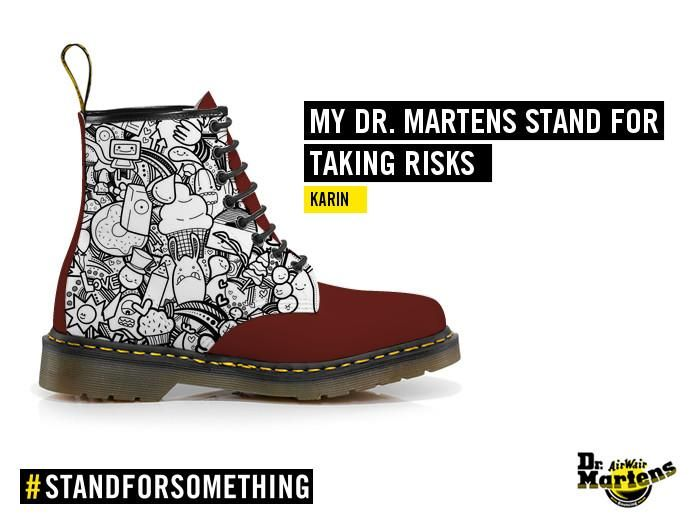 Dr Martens old school *.