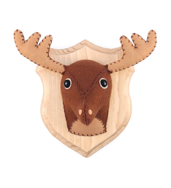 42 Best Images About Animal Heads Diy Inspiration On