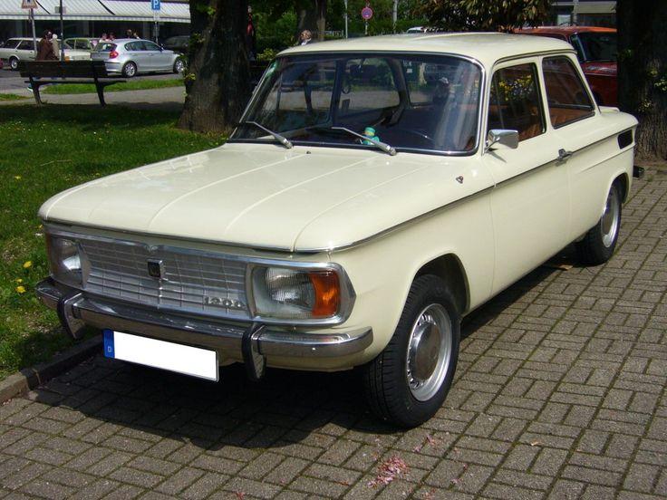 NSU PRINZ 1200 1966
