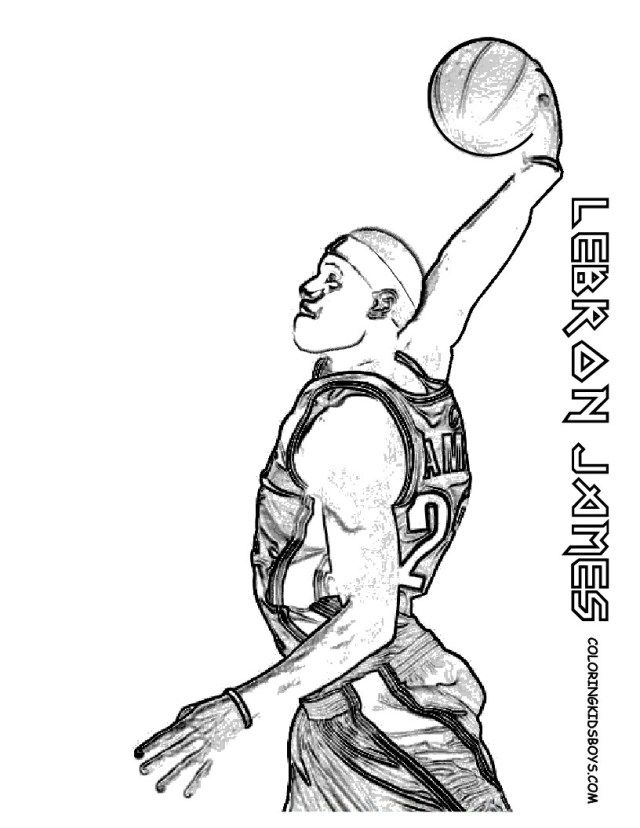 27 Pretty Image Of Lebron James Coloring Pages Entitlementtrap Com Lebron James Images Free Coloring Pages Superhero Coloring