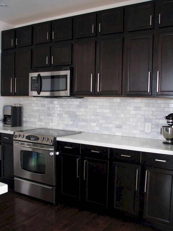 27 Who Else Is Misleading Us About Kitchen Ideas Dark Cabinets