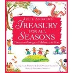 'Tis the season for giving great books to children everywhere. Put one of these recommended reads from our Christmas/Winter-themed roundup under the tree! Julie Andrews' Treasury For All Season: Poems and Songs to Celebrate the Year ($19.99, Little, Brown Books For Young Readers, ages 6-18) by Julie Andrews and her daughter Emma Walton Hamilton with illustrations by the incomparable Marjorie Priceman. wp.me/p1Qy0V-4jx