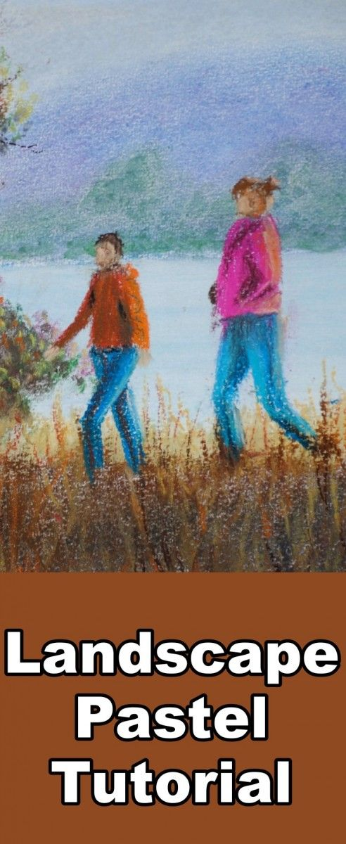 How to Draw Figures in Pastel — Online Art Lessons