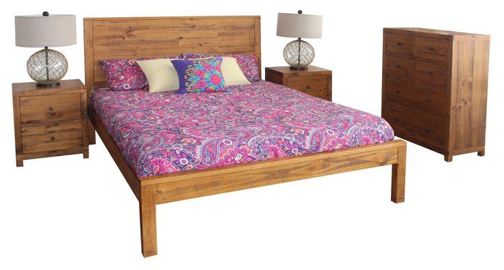 Westgate 4 Piece Bedroom Suite
