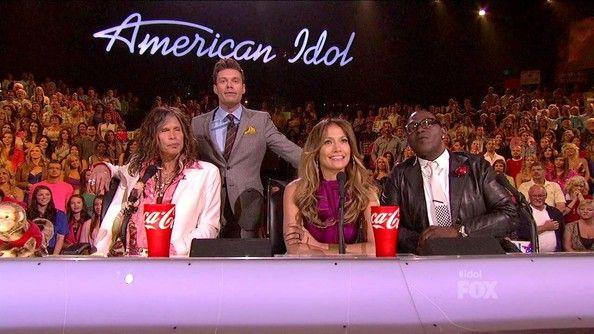 Ryan Seacrest and Steven Tyler - American Idol Season 11 Episode 38