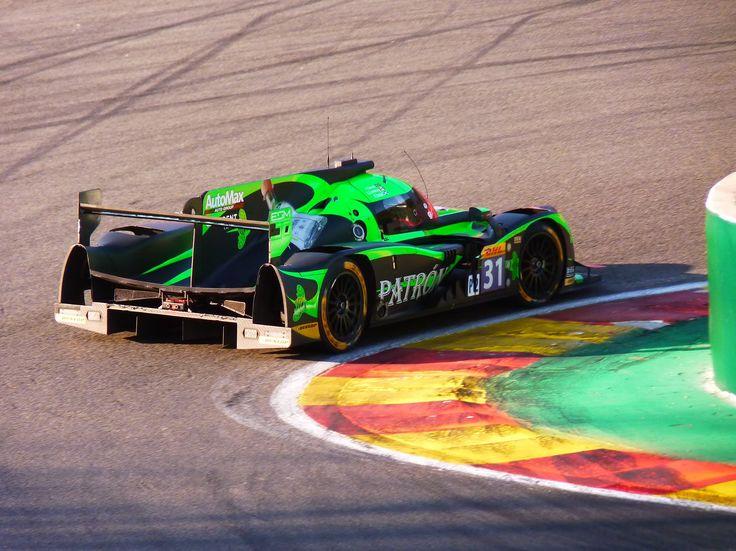 Ligier JS P2/Nissan LMP2