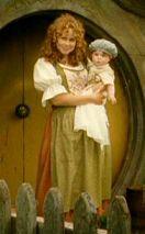 Aranel Online ~ Rosie Cotton hobbit costume