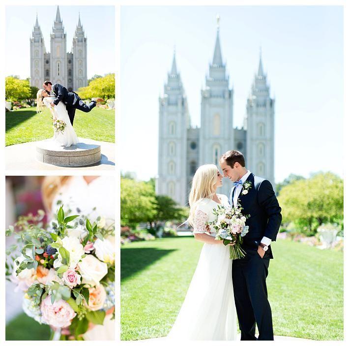Temple Wedding, Modest Wedding