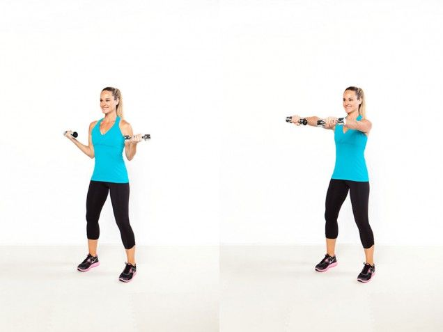 How to Tone Your Arms - iVillage
