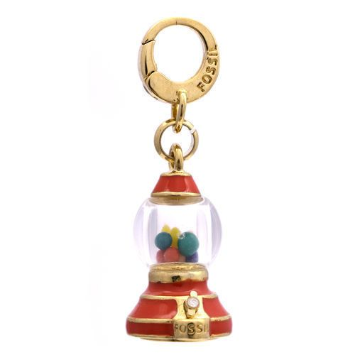 Fossil Jewelry Vintage Gumball Machine Bubble Gum Ball