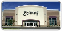 Gordmans. - I think I like it better than T.J. Maxx - yes I know hard to imagine!