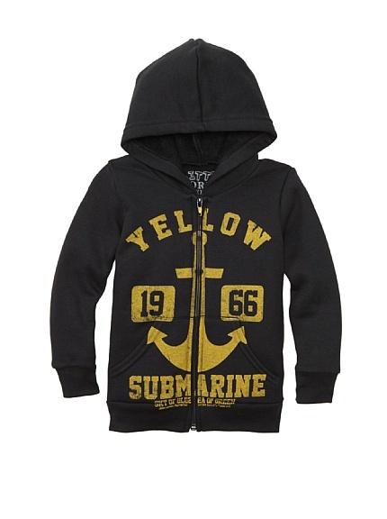 Yellow Submarine Hoodie