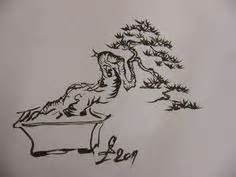 ... images about Stencil on Pinterest | Stencils Bonsai and Bonsai trees Tattoo 1