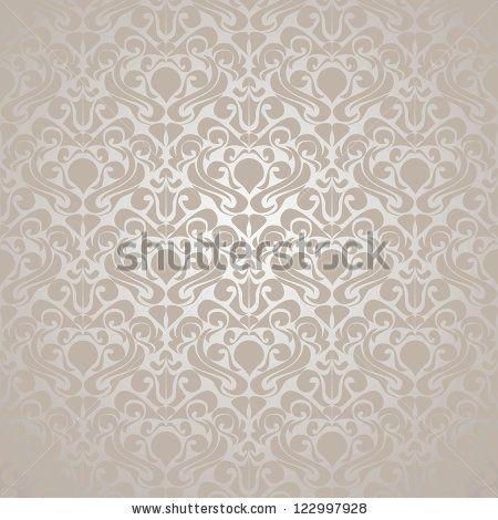 Silvery wallpaper. Vector version in my portfolio - ID: 113073793. - stock photo
