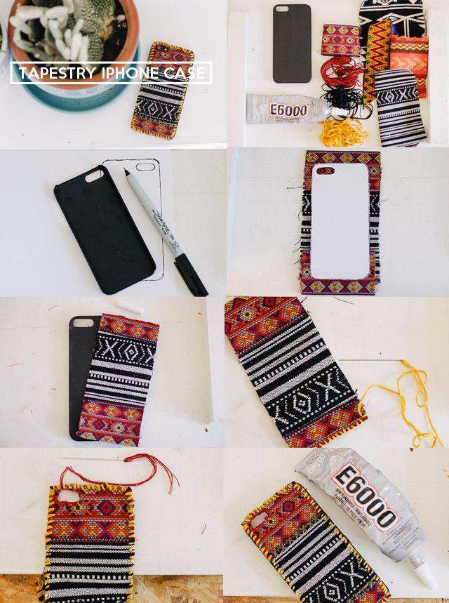 Always Rooney: Tapestry iPhone Case | DIY