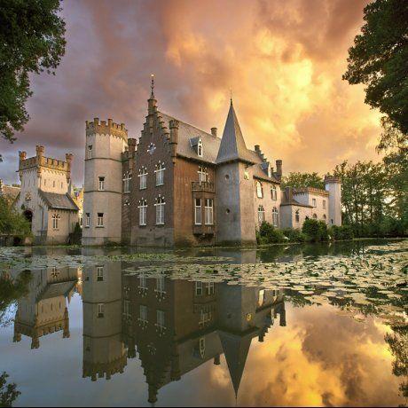 Castle Stapelen, Boxtel, Holland