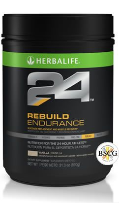 Infos and Orders at: www.goherbalife.com/goherb Rebuild Endurance Glycogen replacement and muscle recovery.    -Tri-core protein-amino blend of free amino acids, whey and casein proteins create a sustained muscle-building state    -Rapid and sustained-release carbohydrate blend replenishes glycogen while providing a steady insulin response  -Branched-chain amino acids support muscle recovery    -Carnitine speeds muscle recovery    - Glutamine supports immune function and promotes muscle…