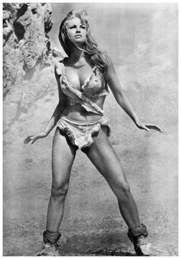Raquel Welch - My uncles had this poster on their wall and I was facinated by her. I wanted to grow up to look like her. Too bad that didn't work out! LOL