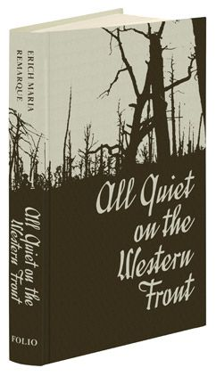 All Quiet on the Western Front by Erich Remarque. Few novels have described the reality of the First World War with such honesty and raw eloquence as All Quiet on the Western Front. The most famous German anti-war novel, it was based on Remarque's own experiences in the trenches. Over a million copies were sold in the year after its first publication in 1929, and an award-winning film adaptation followed in 1930. The book was later banned by the Nazis, who also revoked Remarque's…