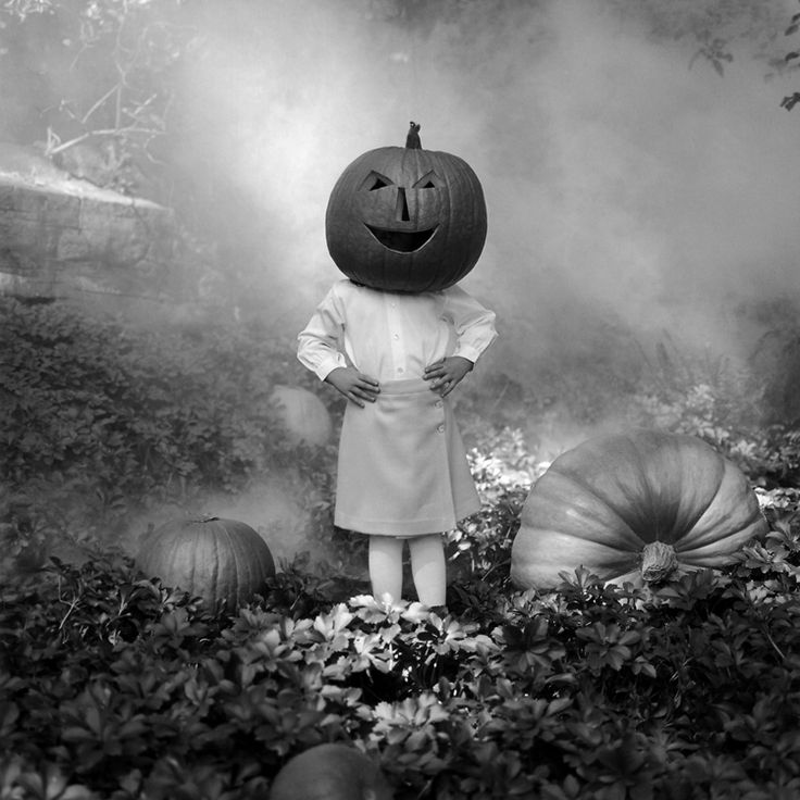 I Love These Pictures Of Kids With Pumpkin Heads They Are