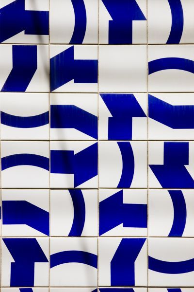 Oscar Niemeyer | brasil | patterntiles Rather like the quilt I pinned a few minutes ago!