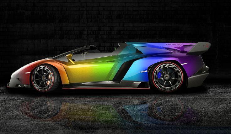 Future Concept Car - Lamborghini