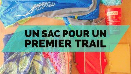 Un sac pour un premier Trail -la feminarace
