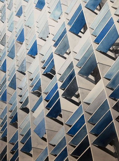Niemeyer façade by Amy Park (2010). @Deidra Brocké Wallace