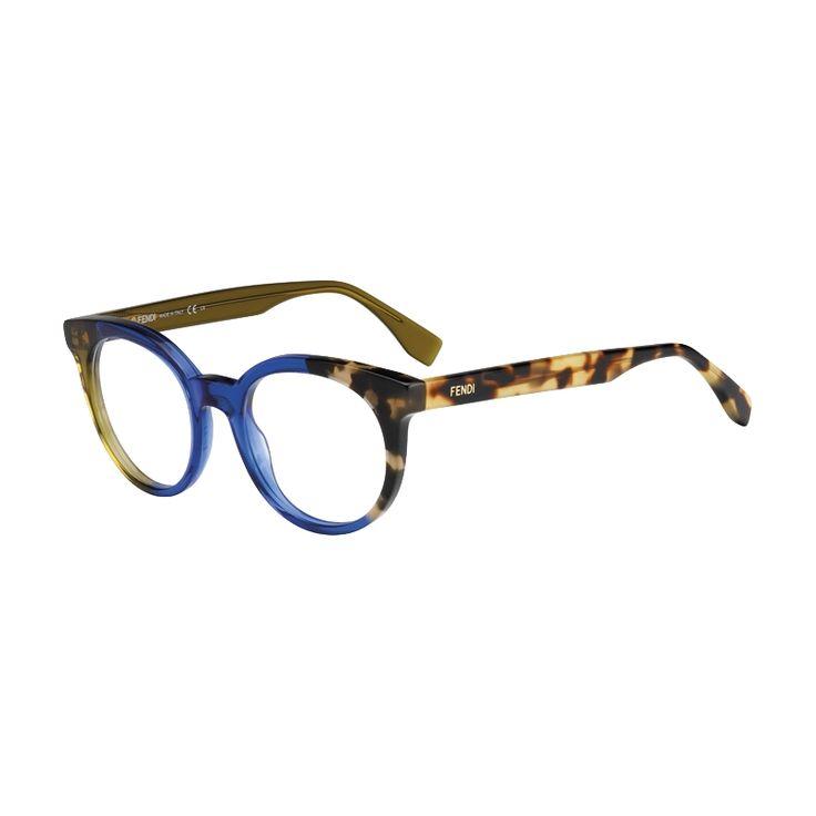 Acquista i fantastici occhiali Fendi FF 0065 MYD al prezzo di 255,00 €