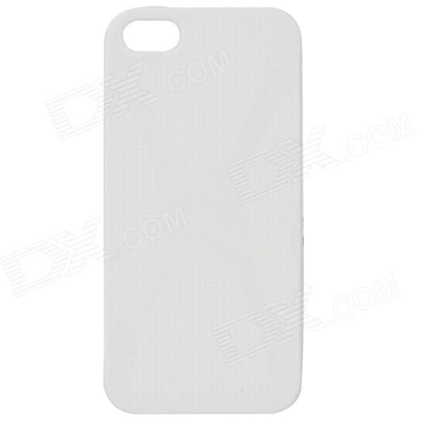 Material: Plastic - Protects your Iphone from scratches dust and shock - Specifically designed for Iphone 5 http://j.mp/1sWNFgq