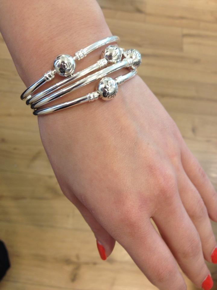 pandora bangle or bracelet