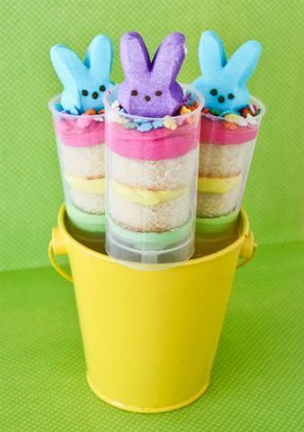 12 Fun Ways to Use Marshmallow Peeps - easter treats - #peeps  #eastertreats