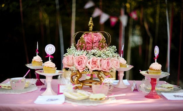 .: Kids Parties, Party'S, Birthday Parties, Tea Parties, Pink Princess, Parties Ideas, Princess Party, Princesses Parties, Princesses Teas Parties