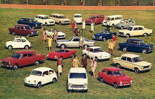 1965 Fiat model range | by Auto Clasico