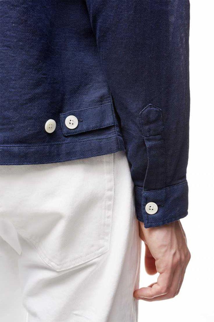 Short Zip Shirt