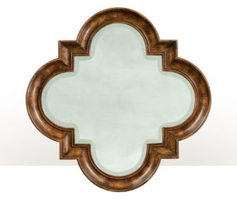 """""""Uppingham Cavetto Mirror"""" by Theodore Alexander. Janet Brown Interiors is your Richmond source for Theodore Alexander."""