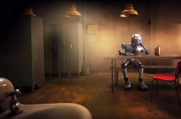 MARKKU LAHDESMAKI'S Robot Series