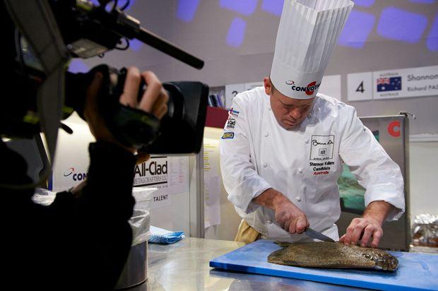 #ShannonKellam #Chef #bocusedor   https://www.facebook.com/BocuseDOrAustralia?fref=ts