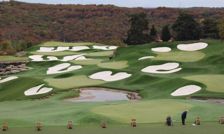 Branson, Missouri Continues to Evolve as a Golf Destination