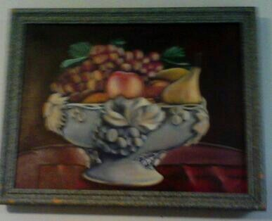 """Fruits"""" by patricia Mayfield"""