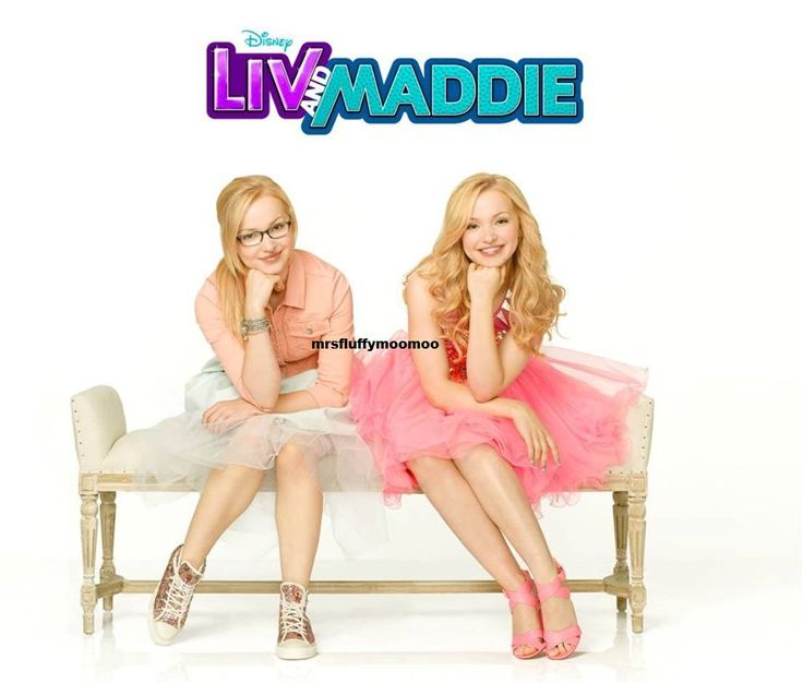 "Dove Cameron ""Liv and Maddie"" on Disney Channel 