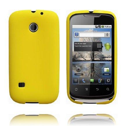 Soft Shell (Gul) Huawei Sonic Deksel