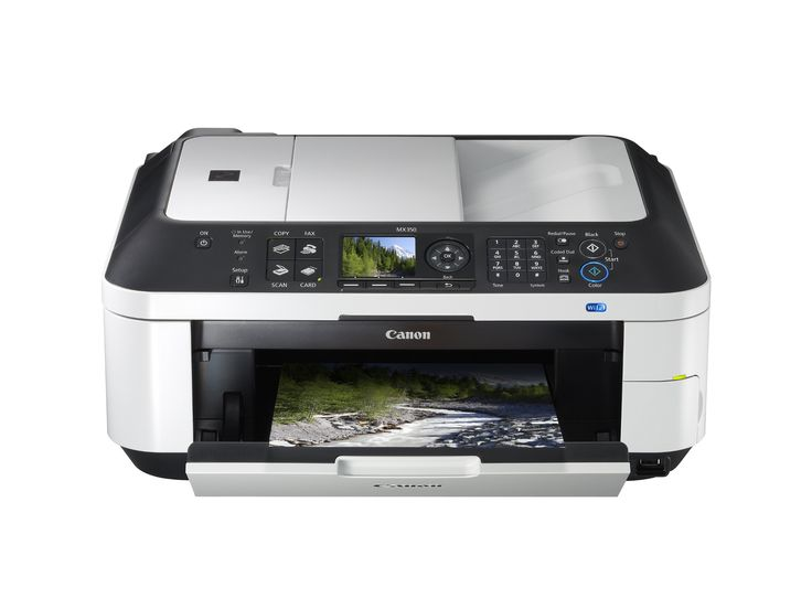 canon pixma mx350 wireless office all in one printer 4205b002 fully