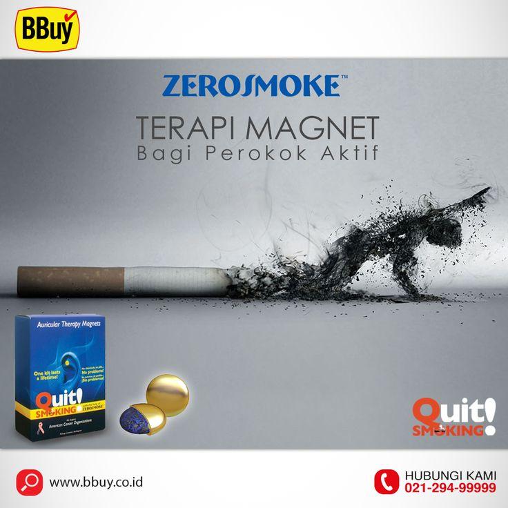 Terapi magnet bagi perokok aktif