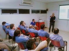 Llevamos a cabo un nuevo #curso interno en  #Soldadura. #capacitacion