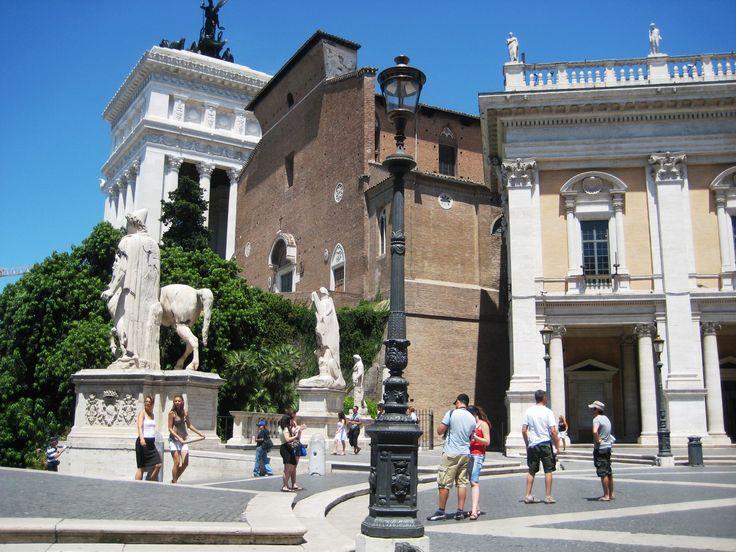 Roma. Ara Coeli